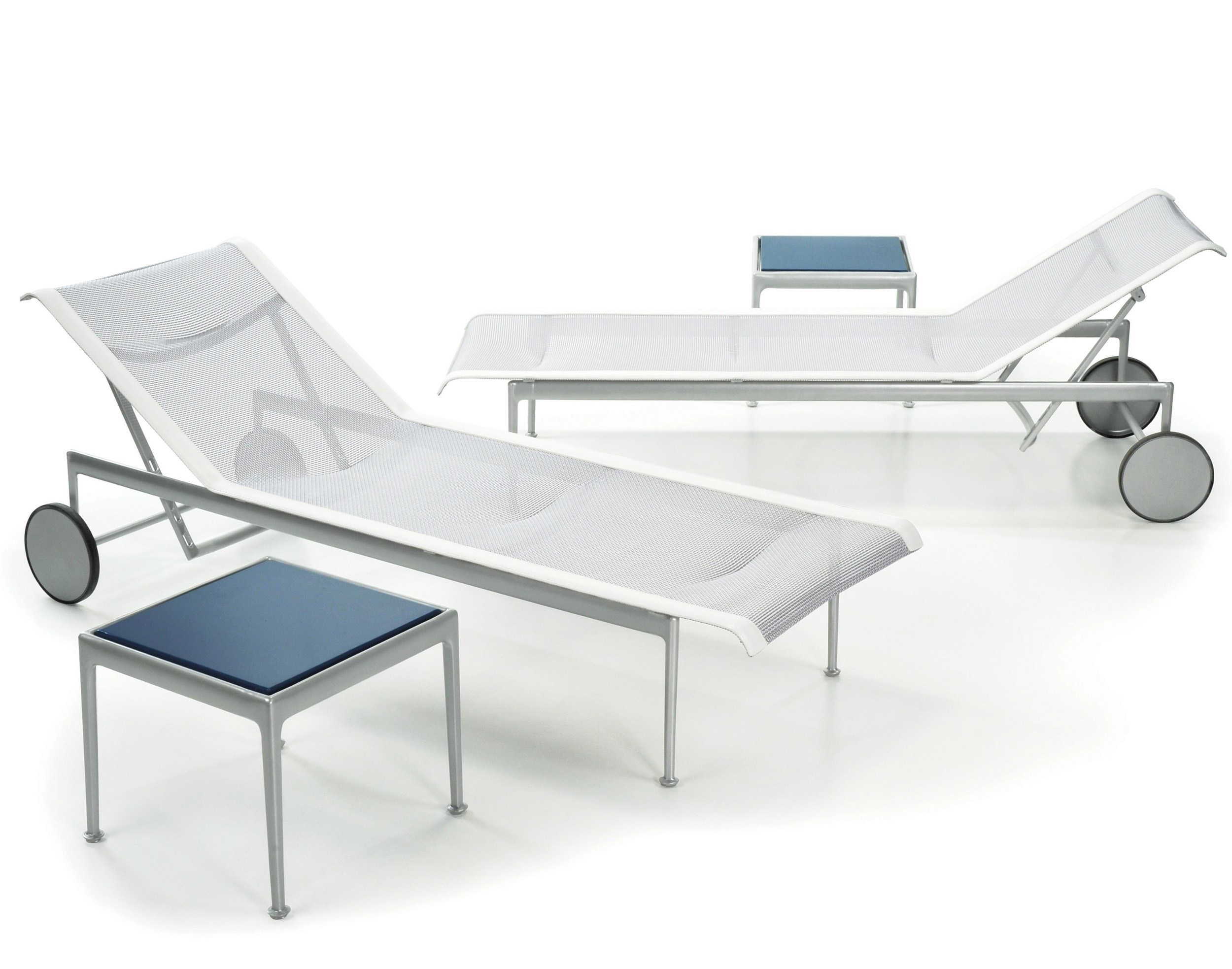 Richard schultz 1966 collection 42 adjustable chaise for Chaise edmonton