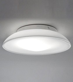 Ron Rezek Lunex Wall or Ceiling Lamp 15 or 17