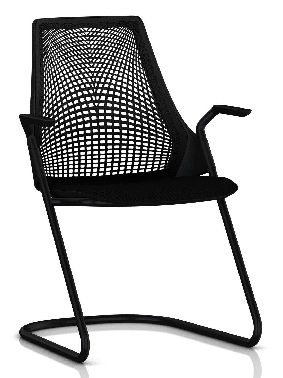 herman miller sayl side chair with sled base gr shop canada