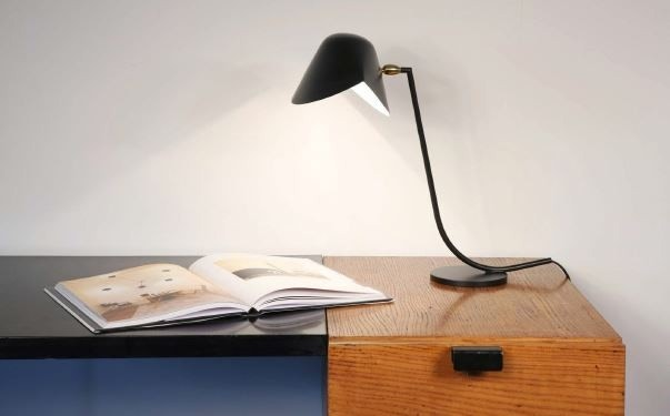 Serge Mouille Antony Desk Lamp