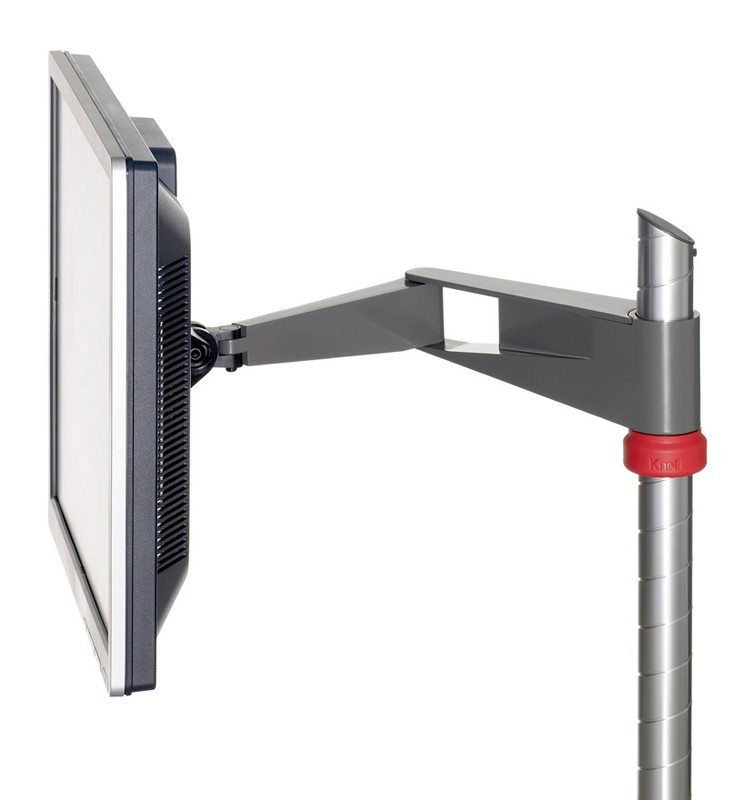 Knoll Sapper Single Monitor Arm