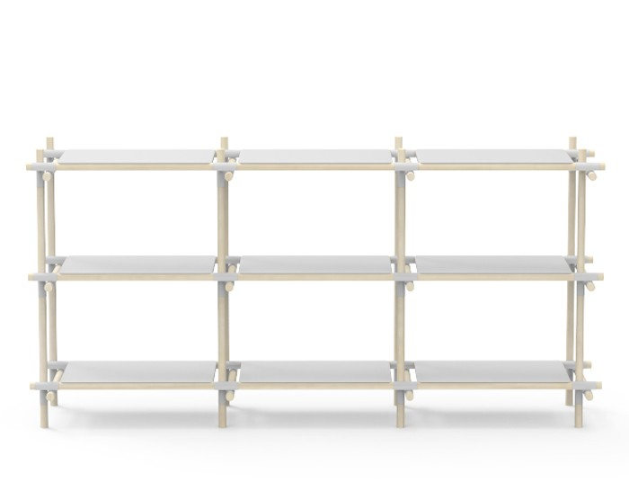 in the infinite easy above rams dieter vitsoe posts universal gardenista design designed systems by favorite pieces mounted shelving configurations world shelf wall white offers system a is
