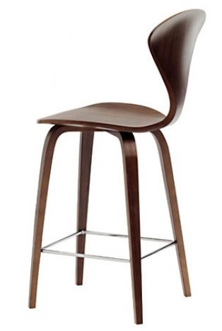 Cherner Stool - Wood Base