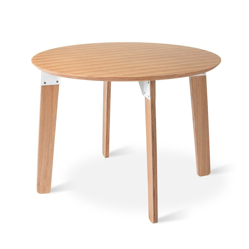 Gus modern sudbury dining table round gr shop canada for Shop dining tables
