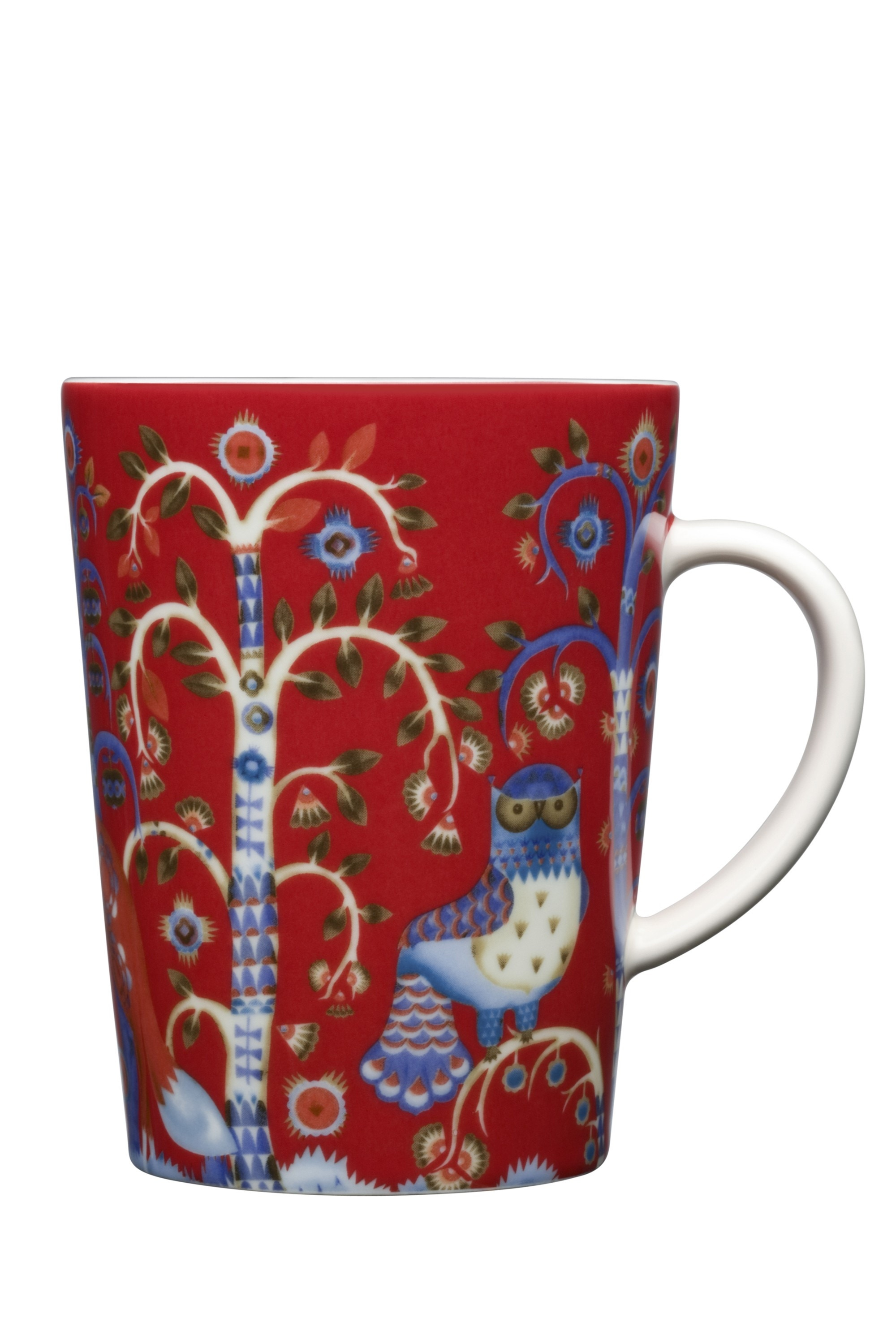 Iittala Taika Mug, Holiday Red