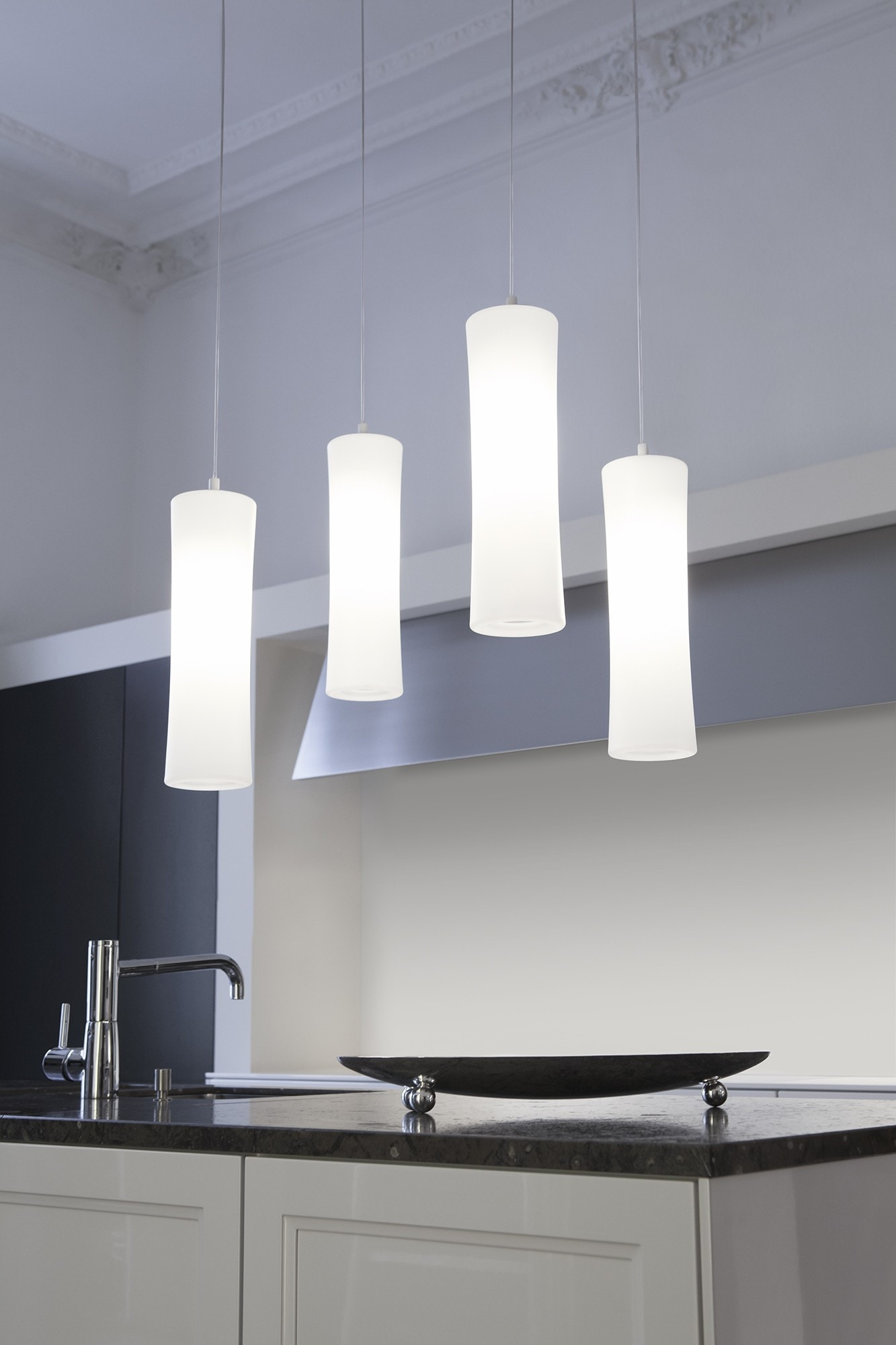 Lumen Center Take Bubble Pendant Lamp