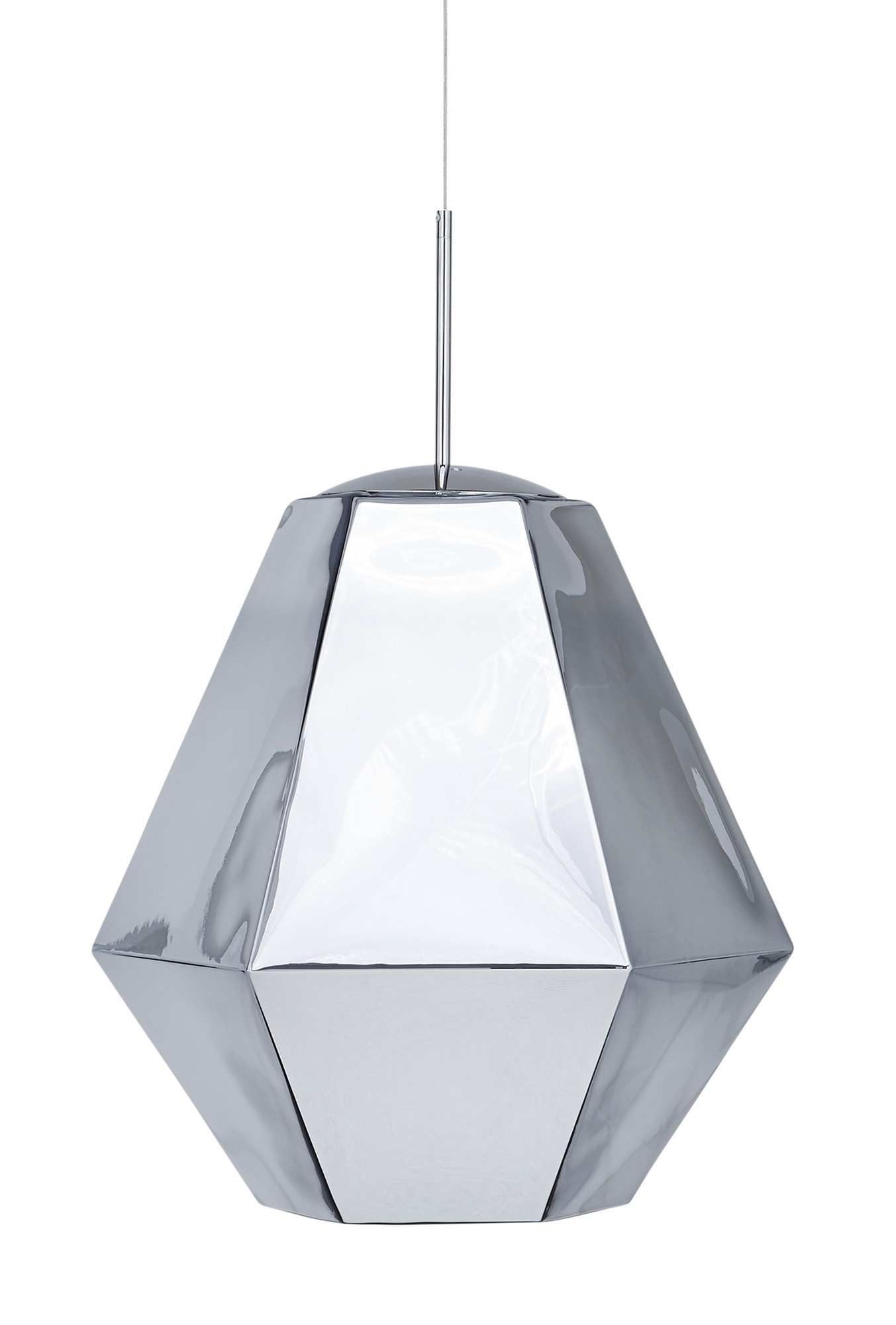 Tom Dixon Cut Tall Pendant Lamp
