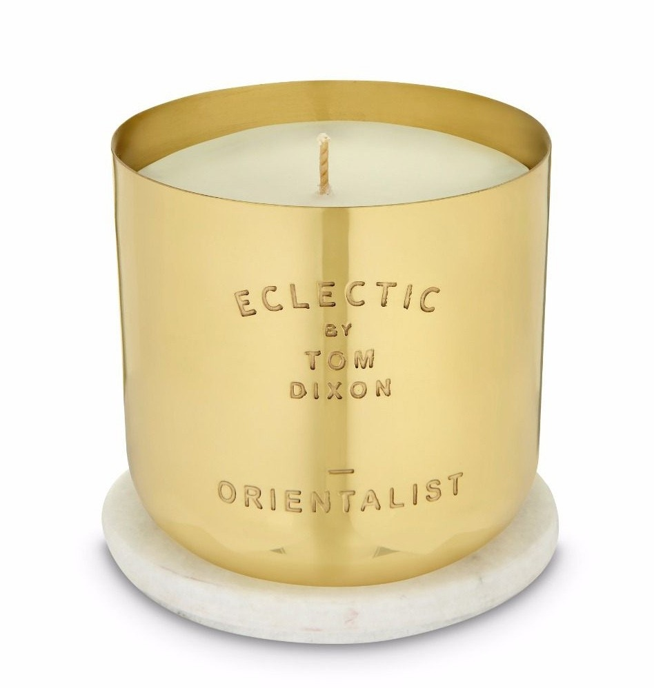 Tom Dixon Eclectic Orientalist Candle Medium