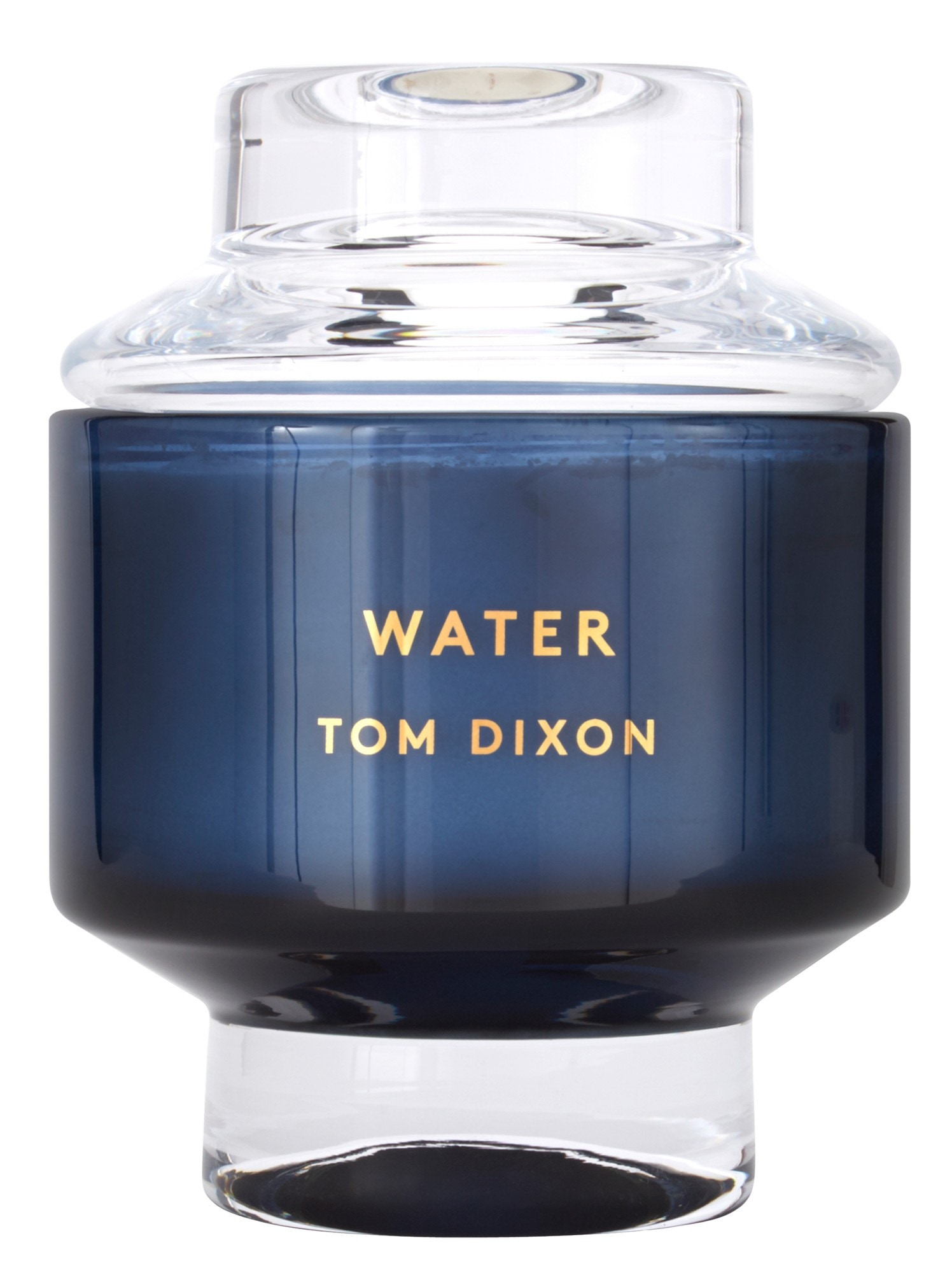 CLEARANCE - Tom Dixon Elements Water Candle - Large