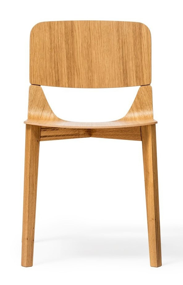 Ton Leaf Chair 437 (Priced Each, Min 4 Pieces)