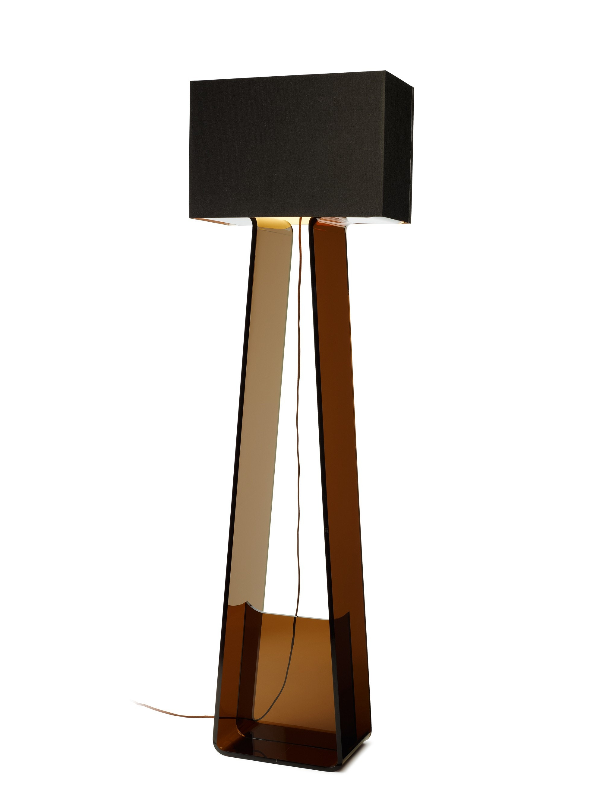 Pablo Tube Top Floor Lamp