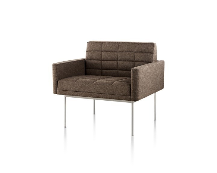 Geiger Tuxedo Component Lounge Club Chair