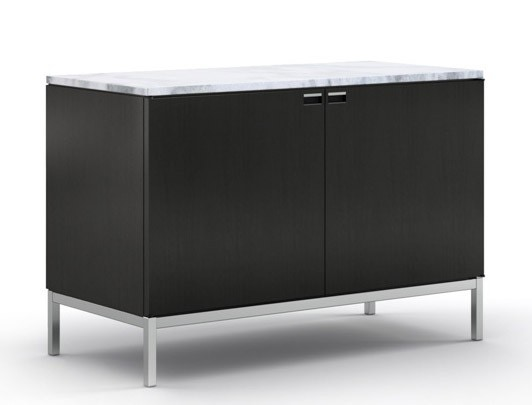 Florence Knoll Poltrona.Knoll Florence Credenza Two Position Two Storage Cabinets
