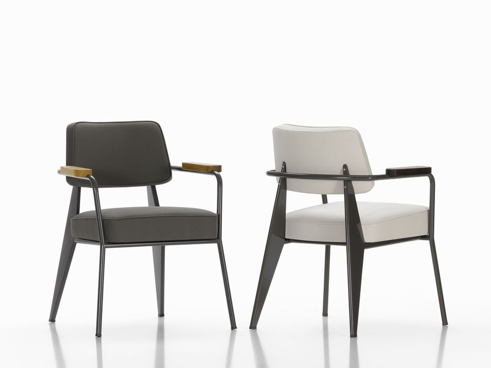 Vitra Fauteuil Direction Chair GR Shop Canada