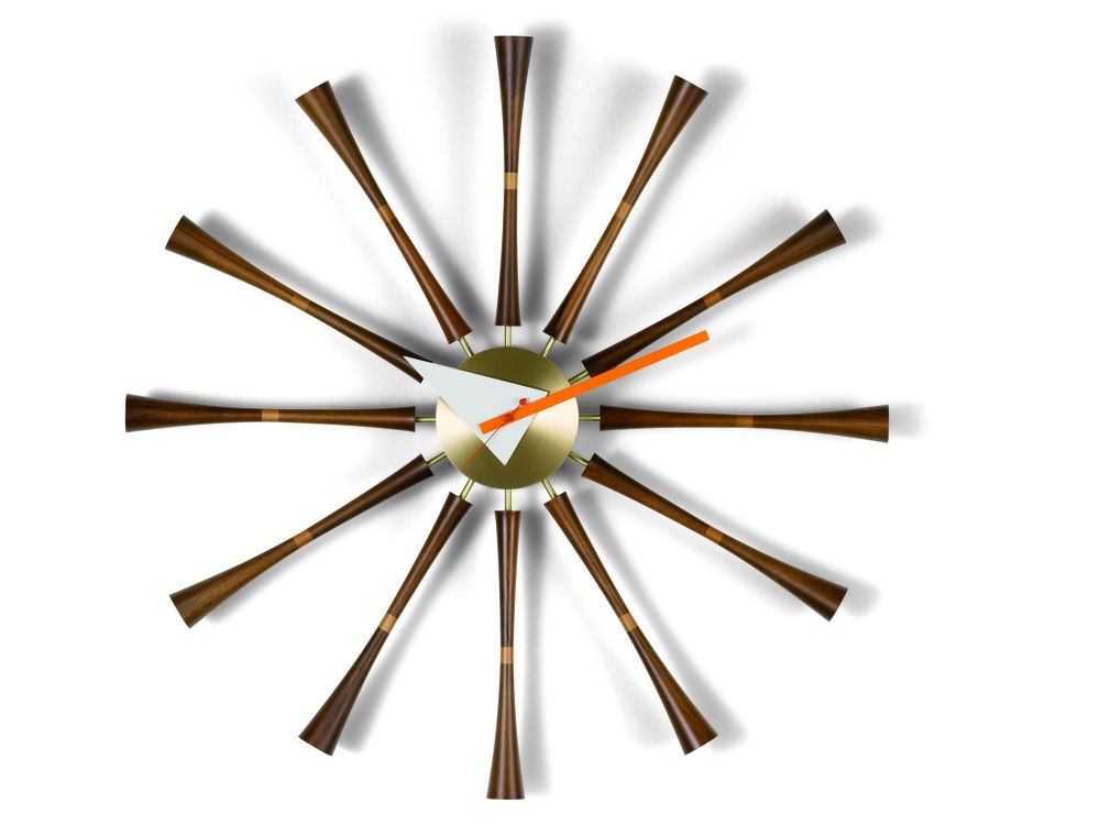 Vitra George Nelson Clock - Spindle Clock