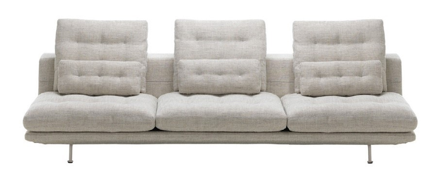 Vitra Grand Sofa 3½-Seater
