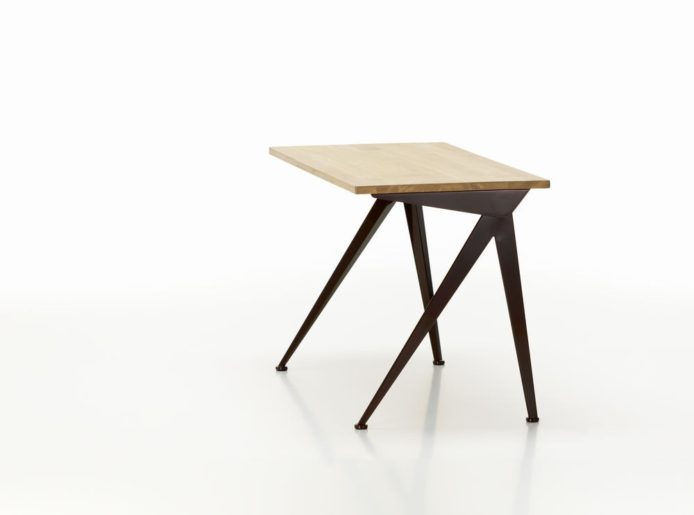 vitra jean prouve compas direction table. Black Bedroom Furniture Sets. Home Design Ideas