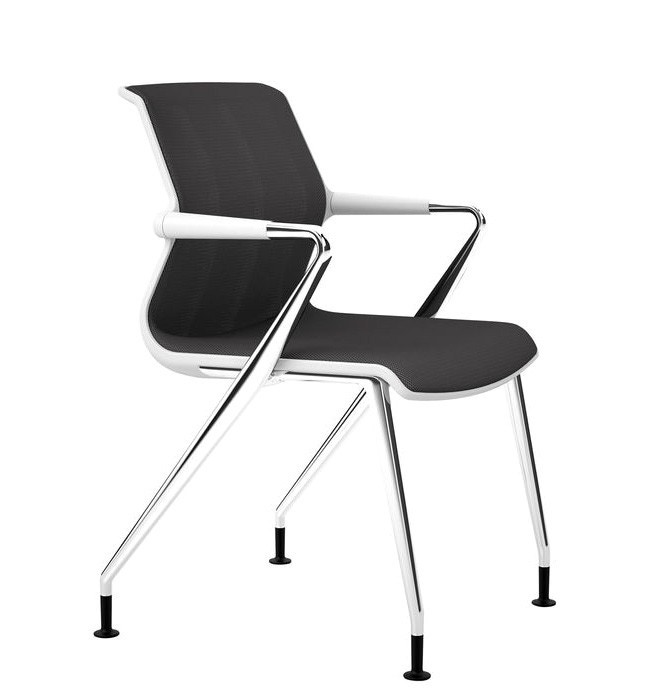 Vitra unix chair four legs gr shop canada for 6 furniture legs canada