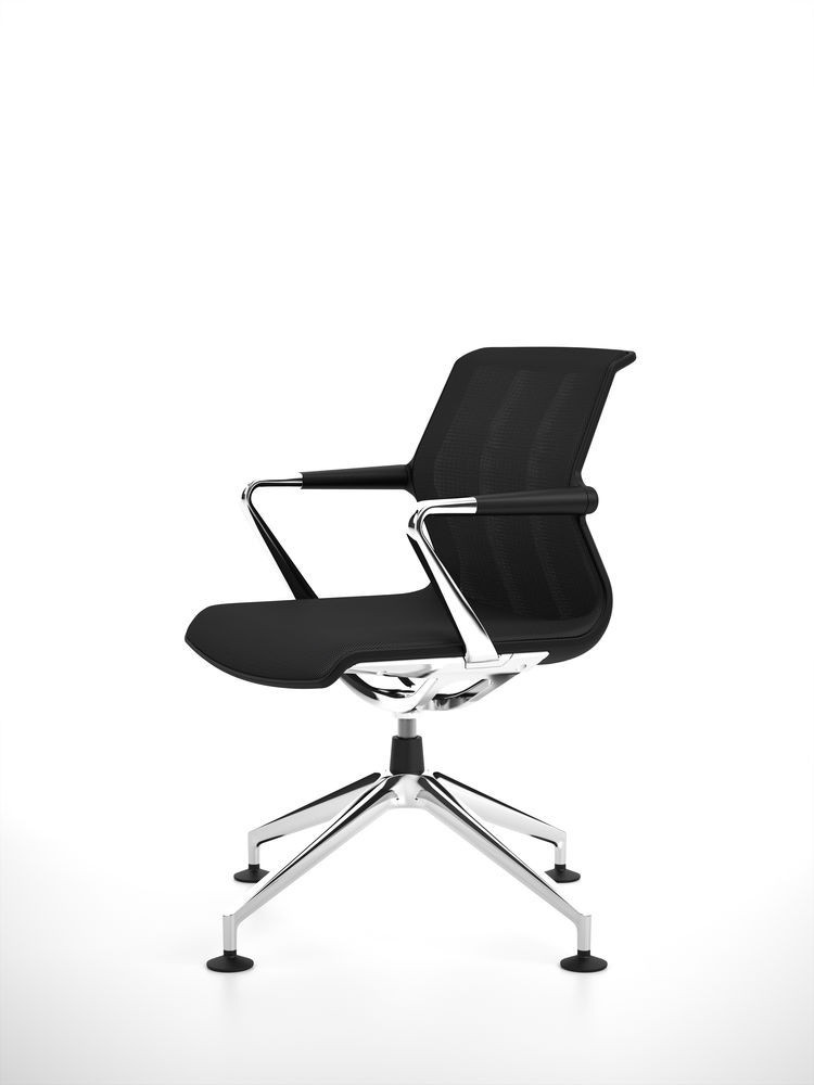 Vitra Unix Chair (Four-Star Base)
