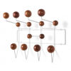 Herman Miller Eames® Walnut Hang It All