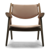 Carl Hansen & Son CH28P Lounge Chair