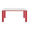 Knoll Richard Schultz Fresh Air Rectangle Dining Table