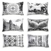 Moooi Heritage Pillows (sets of 3)