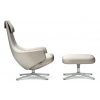 CLEARANCE - Vitra Repos Lounge Chair & Ottoman
