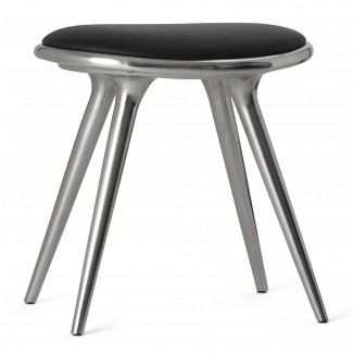 Mater Recycled Aluminum Stool