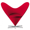Vitra Verner Panton Heart Cone Chair