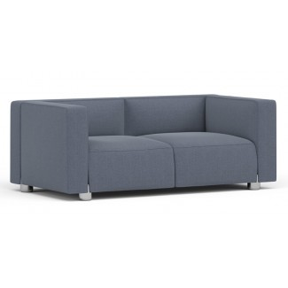 Knoll Barber Osgerby Compact Two-Seat Sofa