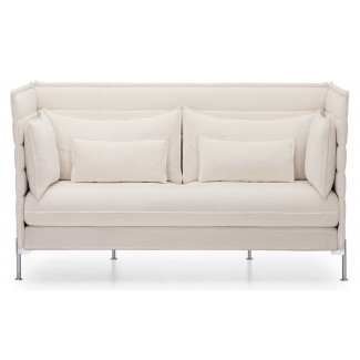 Vitra Alcove Two Seater Sofa