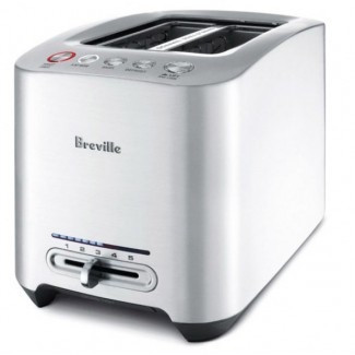 Breville The Diecast 2-Slice Smart Toaster