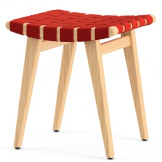 Knoll Jens Risom - Childs Sitting Stool - Webbed