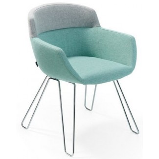 Artifort Mood Active Wire Frame Chair