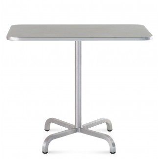 Emeco 20-06 Square Cafe Table