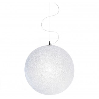 Lumen Center Iceglobe LS Suspension Lamp