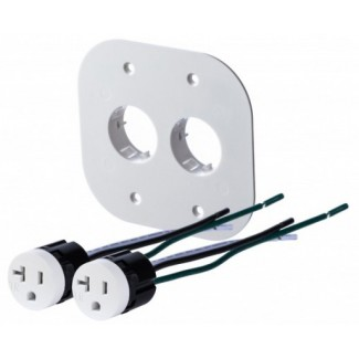 Bocci 22.6.4 20A Alternate Outlet Assembly