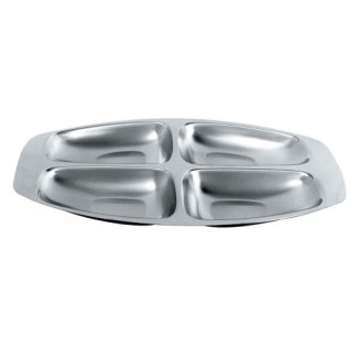 Alessi 4 Section Hors D Oeuvre Set