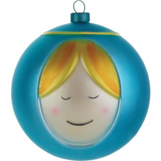 Alessi Madonna Christmas Bauble