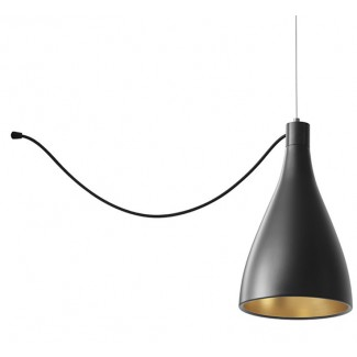 Pablo Swell String Single Pendant Light