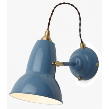 Anglepoise Original 1227 Brass Wall Lamp