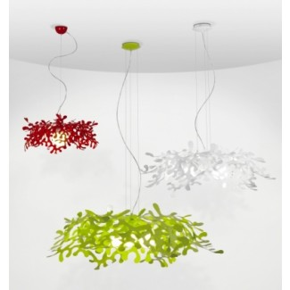 Lumen Center Midileaves Suspension Lamp