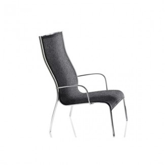 Magis Paso Doble Low Chair, High Back - Priced each, sold in sets of 2