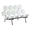 Vitra Miniatures Marshmallow Sofa