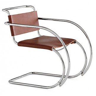 Vitra Miniatures Mr 20 Leather