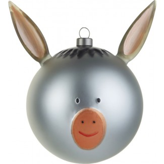 Alessi Asinello Christmas Bauble