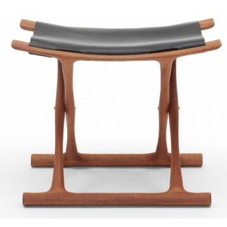 Carl Hansen & Son OW2000 Egyptian Chair Stool