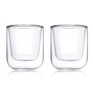 Blomus Nero Glasses Set of 2 Pcs.