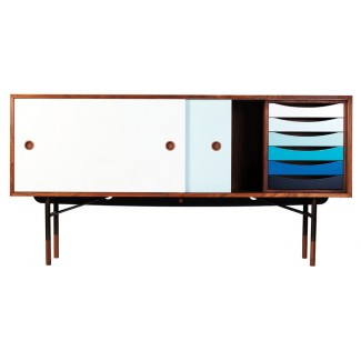 Finn Juhl Sideboard with Tray Unit